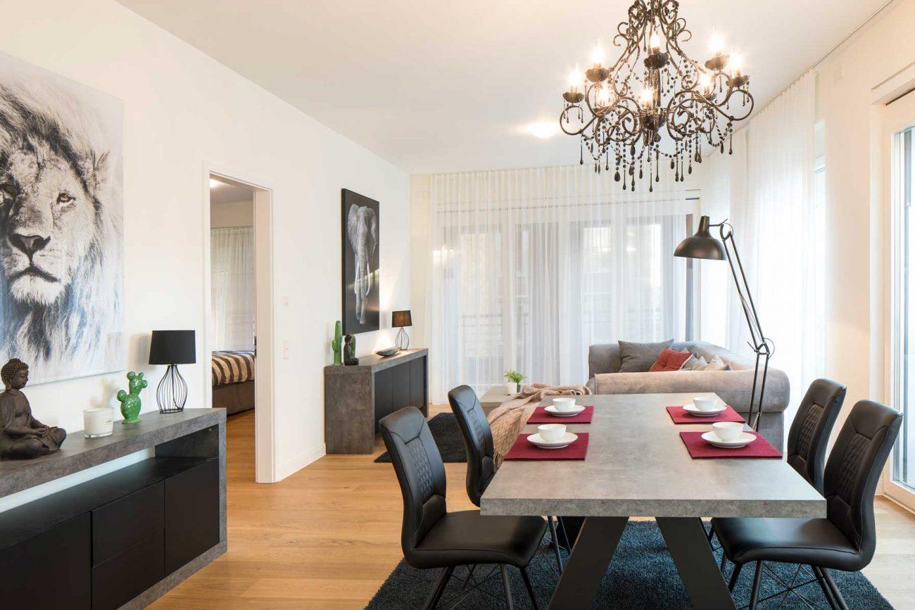 Andreas Quartier Düsseldorf freehold flats